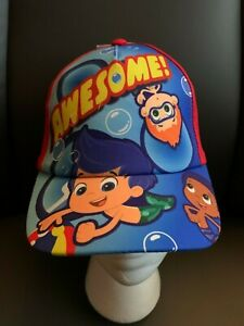 New with Tags NWT Bubble Guppies Snapback Hat OSFM