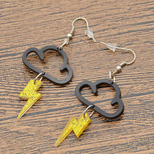 Cloud Lightning Earrings