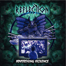 Reflection - Avertising Violence (CD)