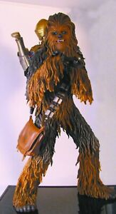 Gentle Giant Star Wars Empire Strikes Back CHEWBACCA 3PO Statue PROMO ! SEALED !