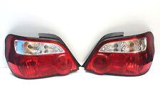 JDM Subaru IMPREZA WRX STI GDA GDB Tail Lamp Rear Light 04 05 06 07 V8 OEM KOITO