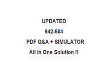 Securing Networks with Cisco Routers and Switches Exam Test QA PDF&Simulator