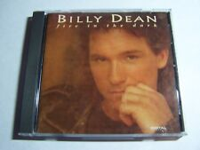 Billy Dean  Fire In The Dark  CD