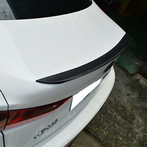 PAINTED #202 Black Rear Trunk Spoiler Wing FOR Lexus IS250 IS350 F Sport Sedan