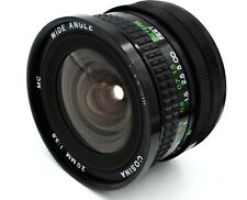 【 Mint 】Cosina MC  Macro 20mm  f/3.8 Wide Angle Lens for Canon FD from Japan