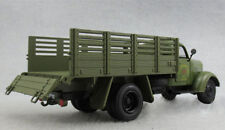 1/32 Diecast Car Model W/ Light&Sound Back  Jiefang Army Green Military Truck
