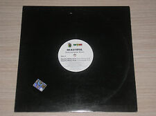 "DAMIAN MARLEY feat. BOBBY BROWN & NAS - BEAUTIFUL - MAXI-SINGLE 12"" U.S.A."