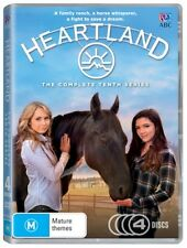 HEARTLAND Series : Season 10 : NEW DVD