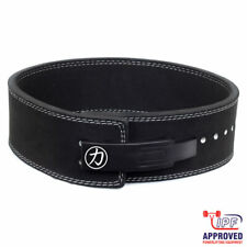 Strength Shop 10mm Lever Belt - IPF Approved (Powerlifting, Strongman, Crossfit)