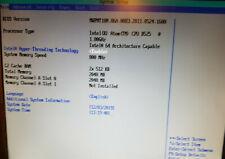INTEL D525MW MOTHERBOARD ATOM D525 1.8GHz DDR3 GIGABIT mini-ITX