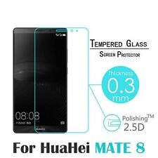 "Tempered Glass for Huawei MATE 8 6.0"" Film Clear Screen Protect Cover Guard"