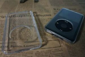 Clear Crystal Plastic Cover Case For Apple iPod Video 30GB Classic 80/120/160GB