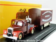 Scammell Highwayman Model Truck 1 76 Edwards Oxford Greatest Show 4654120 K8