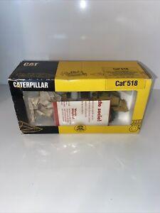 Joal Cat 518 Grapple Skidder Die-Cast Metal Vehicle 1:50 Made in Spain