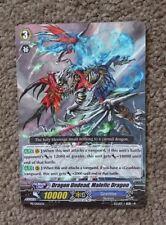 Cardfight Vanguard Dragon Undead, Malefic Dragon Mint English PR/0065EN
