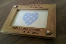 Handmade Rectangle Freestanding Photo & Picture Frames