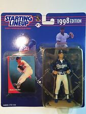 1998 Starting Lineup MLB Los Angeles Dodger Hideo Nomo MOC