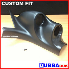 VAUXHALL ASTRA MK4 1.6 1.8 SRI GSI 2.0 TURBO TWIN PILLAR MOUNT GAUGE POD PODS