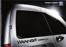 2010 10 Ford Transit Connect original Sales brochure