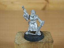 Classic Metal Guardia Imperial Comisario con laspistol Sin Pintar (1125)