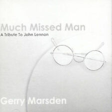 NEW - Much Missed Man: Tribute to John Lennon by MARSDEN,GERRY