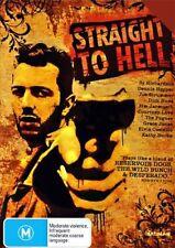 Straight to Hell - Dennis Hopper DVD NEW