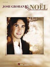 Josh Groban Noel Sheet Music Easy Piano Book NEW 000306994