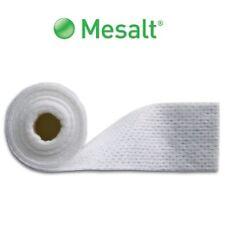 """Mesalt Dressing Sodium Chloride Impregnated Gauze, 3/4"""" x 39"""" Ribbon - Box of 10"""