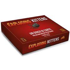 Exploding Kittens - Gioco da tavolo Esplosione & Gatti italiano Asterion Asmodee