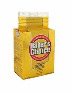 Bakers Choice Gold Yeast 1lb (Pack of 2)