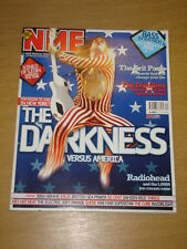NME 2003 OCT 4 DARKNESS RADIOHEAD DAMIEN RICE THE CURE