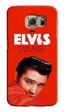Elvis Presley King Samsung Galaxy S4 5 6 7 8 9 10 E Edge Note 3 - 10 Plus Case 6