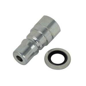 BEST Fittings - Valveless Air Arms Male - No Valve for Quick Coupler Interchange