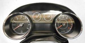 FIAT BRAVO ACTIVE 1.4 16v T-JET SPEEDO CLOCKS GAUGES SPEEDOMETER
