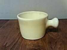 Premium Blends White Porcelain Shave Mug