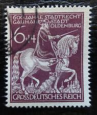 Imperio alemán 907, 600 años Oldenburg, con sello