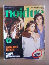 NOIDUE  n°42 1979  Rivista Fotoromanzi  [C69]