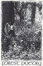 Forest Poetry - s/t (Bra), Tape (Draugurz, South Brazil Black Metal)