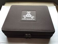 More details for  montecristo double layer cigar humidor also perfect for travelling.