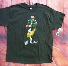 NWT AP SPORTS Apparel Brett Favre Green Bay Packers size XL