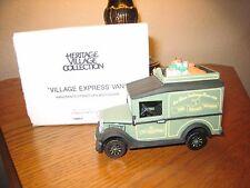 Village Express Van by Dept 56 - Heritage Village-5865-3- metal