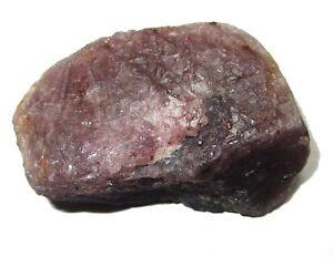 100% Natural Ruby Corundum Loose Gemstone Certified 112.40 Ct