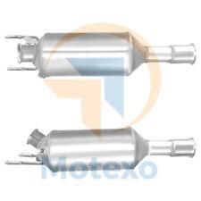 DPF Citroen C-CROSSER 2.2HDi (DW 12 MTED 4) 7/07-7/12 (euro 4)
