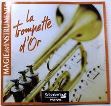 LA TROMPETTE D'OR . COMPILATION READER'S DIGEST . 3 CD