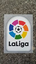 PATCH LIGA SPAGNOL LALIGA BADGE TOPPA REAL MADRID ATLETICO BARCELLONA