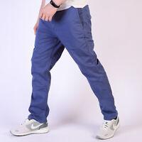 Levi's Men's 511 Slim Fit blau Hybrid Herren Hose 34/29