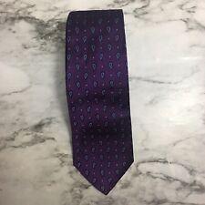 The Mens Store Bloomingdales Purple Tie