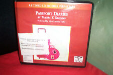 Passport Diaries by Tamara Gregory (2006, CD) x-Library Audio Book Read b ML Tay