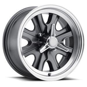 Mustang Cougar Fairlane Ranchero  17 x 7 Legendary  Halibrand Style Alloy Wheel