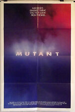 Horror Original US One Sheet Film Posters (1980s)